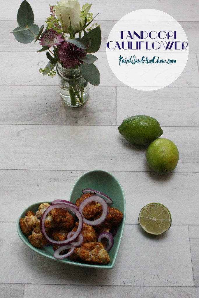 Delicious and Easy Tandoori Cauliflower