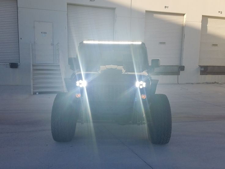 The 40 best Jeep Wrangler Headlights images on Pinterest