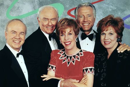 'Carol Burnett 50th Anniversary Special' (CBS-December 2, 2017) a two-hour special commemorating  in Los Angeles, the show's original soundstage. Burnett will reminisce about her favorite sketches, Q&As with the studio audience, guest stars, a memorable wardrobe, bloopers. The special features original cast members Vicki Lawrence, Lyle Waggoner, Bob Mackie, comedians, comic actors and friends, Jim Carrey, Kristin Chenoweth, Stephen Colbert, Harry Connick Jr., Bill Hader, Jay Leno, among…