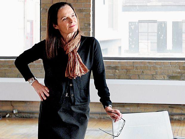 Marianne McKenna, Partner Kuwabara Payne McKenna Blumberg Architects.