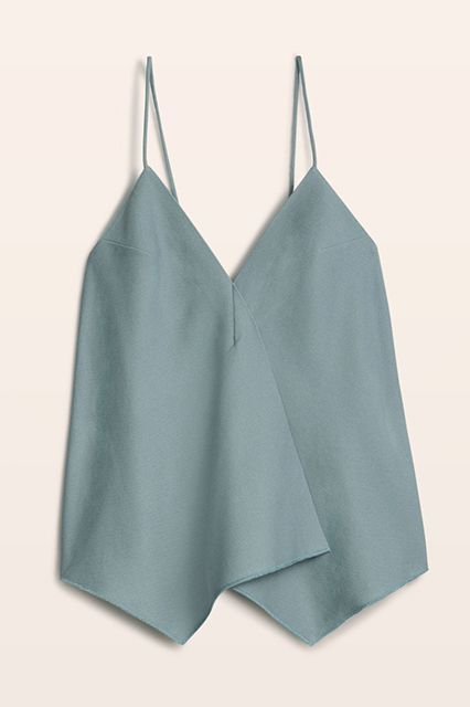 18 Trendy Pieces Made For Casual Fridays #refinery29  http://www.refinery29.com/casual-fridays-workwear#slide-10  You can wear a spaghetti-strap blouse with something on top for the office. Then, peel off the outer layer for your after-hours plans.Babaton Jace Blouse, $98, available at Aritzia. ...