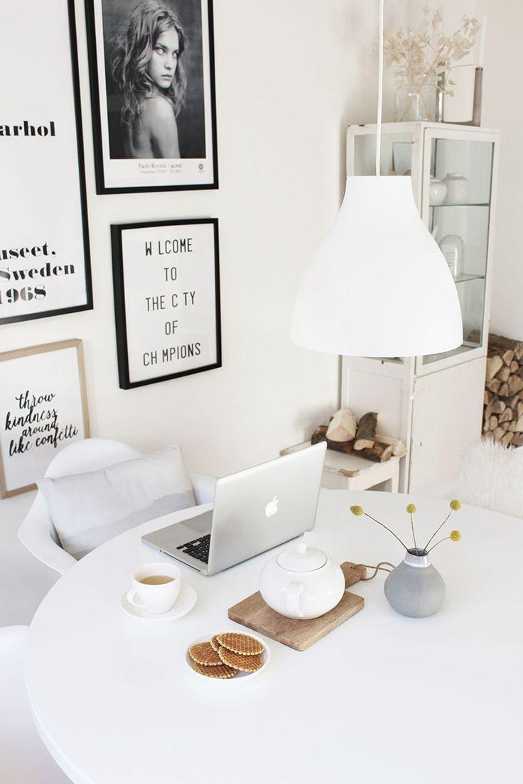 25 beste idee n over klein appartement wonen op pinterest klein appartement opslag decoratie - Amenager kleine keuken ...
