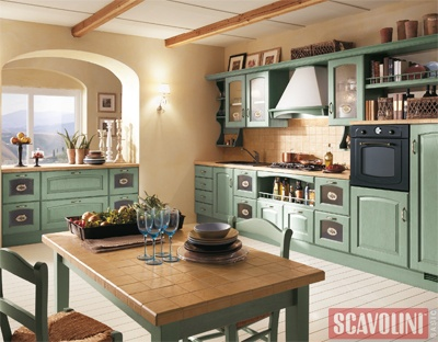 Colorful Kitchen Cabinets With Tan Walls Just Takes A Little Elbow Grease Pinterest