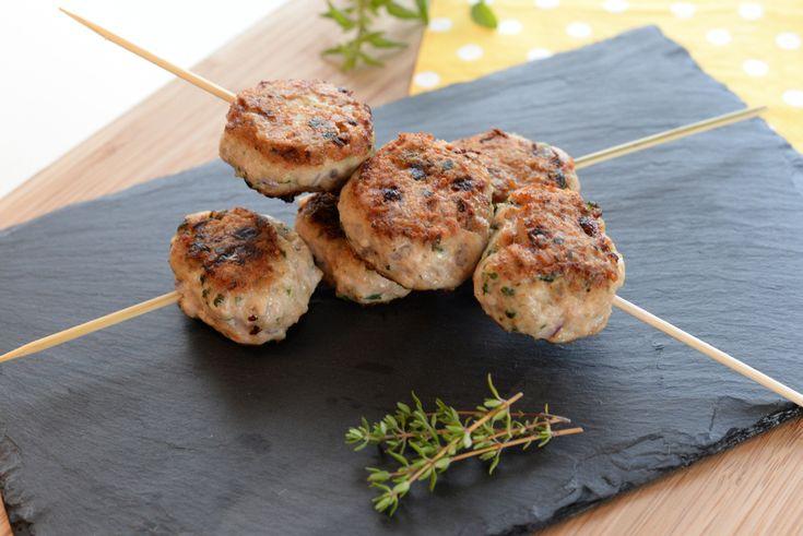 Kyllingedeller med ramsløg - til aftensmad, til fryseren eller til madpakken.