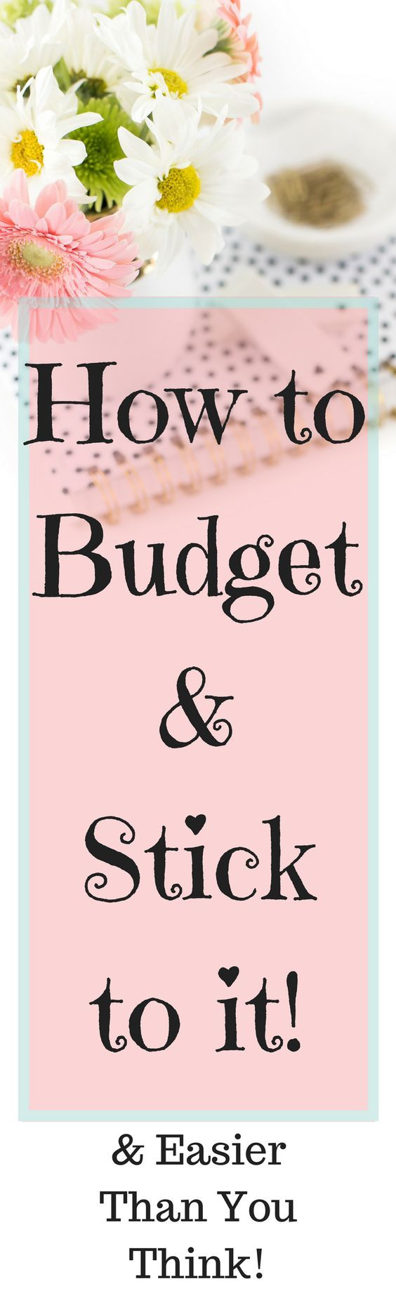 How to make a budget for beginners. Make a budget and stick to it! Use the Dave Ramsey method of a zero based budget and know where your money is going!
