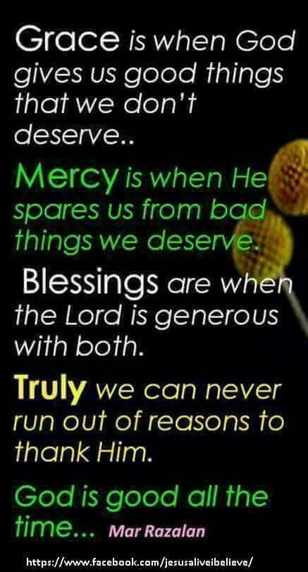 Isn't this the complete and Godly truth. I believe it is. There's NO DOUBT ABOUT IT!