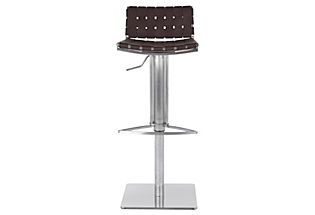 Emery Barstool, Brown - perfect for my kitchen!!!: Emeri Barstool