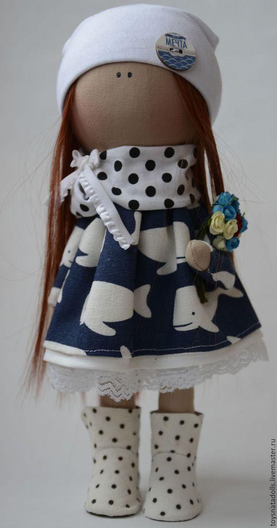 Купить Интерьерная кукла - интерьерная кукла, кукла ручной работы, кукла в…