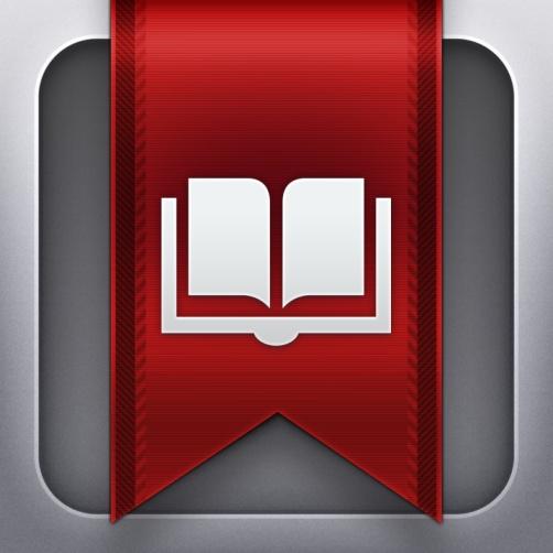 Undskyld er det et bibliotek i din lomme, eller er du bare glad for at se mig? Download Bøger i App Store og hav altid litteratur ved hånden.