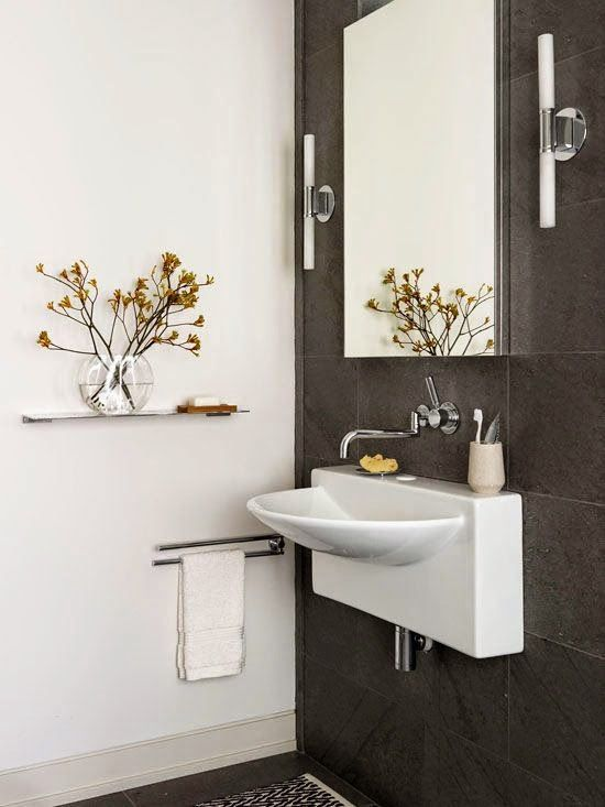 Wall Mounted Bathroom Sinks Corner Shower Stalls For Small Bathrooms French  Country Decorating Ideas With Regard To Reasons To Buy Wall Mounted Bathroom  ...