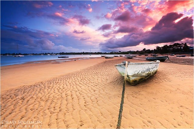 Moreton Bay, Queensland, Australia. Chad Solomon photography