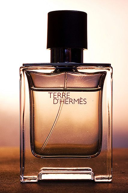 terre d'hermes; one and only.