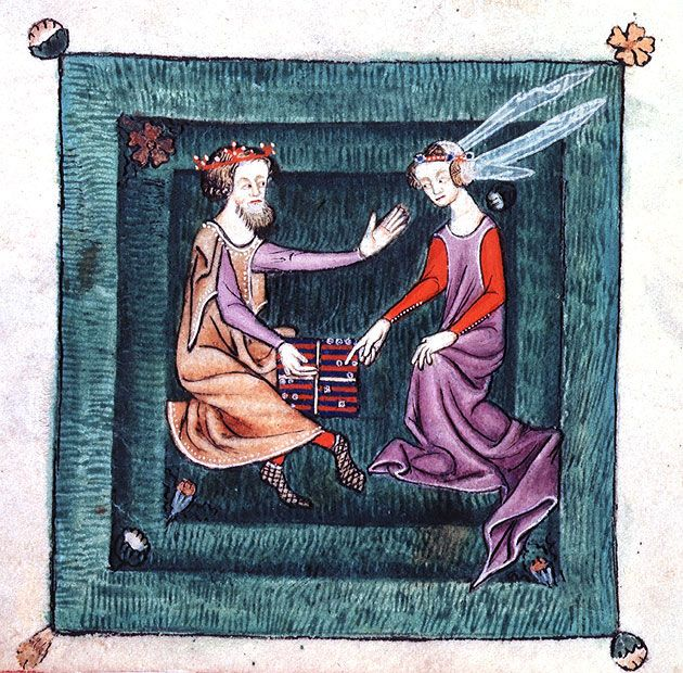 Aelfthryth was Queen of England in the 10th Century and the mother of Aethelred the Unready, King of England