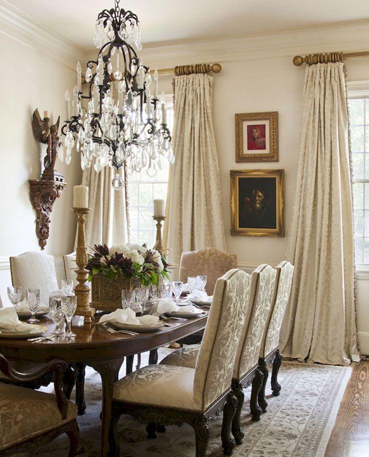 French Country Dining Room Table U0026 Decor Ideas (10. Französische  InneneinrichtungSchöner WohnenEsszimmerFranzösisch ...