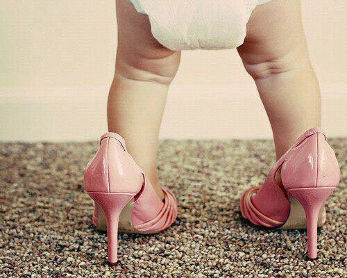 18 Best images about Little Girls & Mommy's High Heel ...