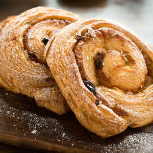 Pain aux Raisins, for French-ish Mornings | Just get a load of that swirl