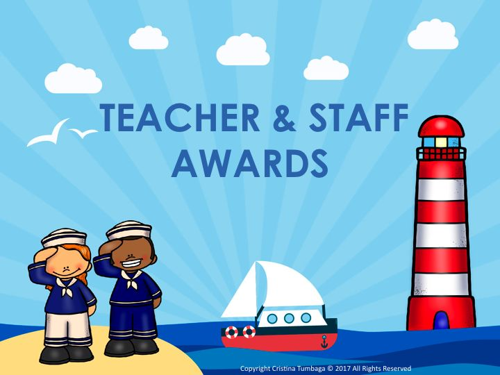 These fun teacher and staff awards are a great way to recognise, affirm and acknowledge their talents, skills, and capabilities. These could be given at the middle or end of the school year. It could also...