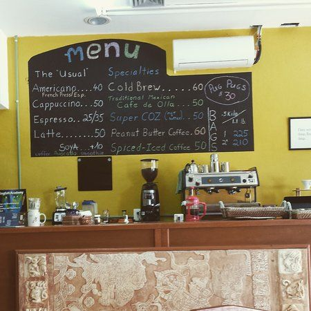 COZ Coffee Roasting Company Cozumel, Cozumel Picture: Simple coffee bar - Check out TripAdvisor members' 47,154 candid photos and videos of COZ Coffee Roasting Company Cozumel