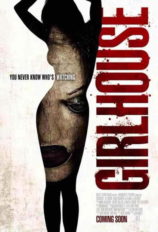 Girl House is a 2014 Canadian slasher film directed by Trevor Matthews from a screenplayby Nick Gordon. It stars Ali Cobrin and Slaine. Plot teaser: Kylie Atkins, a college student in need of mone…