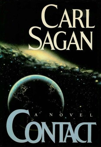 Contact by Carl Sagan.  Wow, just wow. It took me a long time to read it but that's because I've become lazy and have been reading below my reading level for a while. It is an amazing book. Most of the technology information is outdated of course but the social interactions are not. The way society is portrayed still holds up. (Which really makes me sad.) if you liked the movie, like me, read this and you will be happier for it. The book makes so much more sense than the movie.