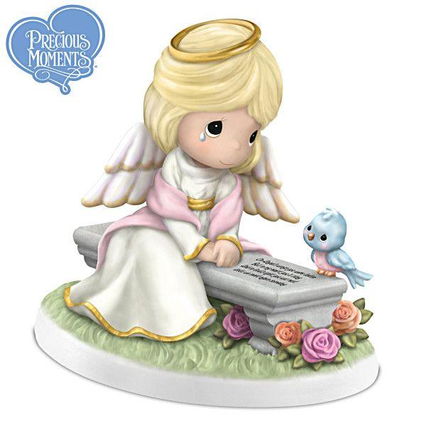 Precious Moments Heaven's Embrace Figurine $99.96