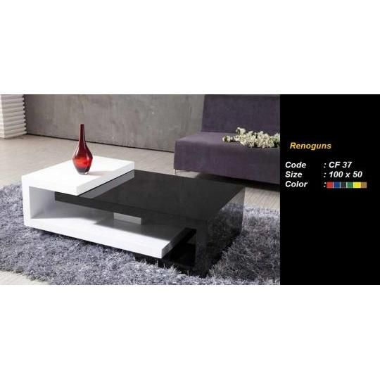 Coffee table minimais modern Size total 100 x 50  Rp 1400.000,-