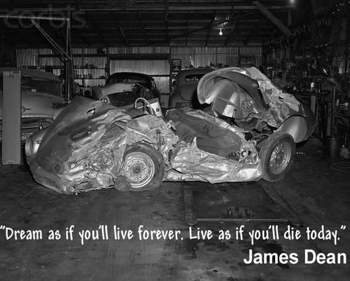 James Dean car - Little Bastard