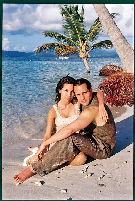 Brenda (Vanessa Marcil) and Sonny (Maurice Benard) journeyed to Puerto Rico in 1994 for the end game of Frank Smiths reign of terror. (Photo credits: ABC)