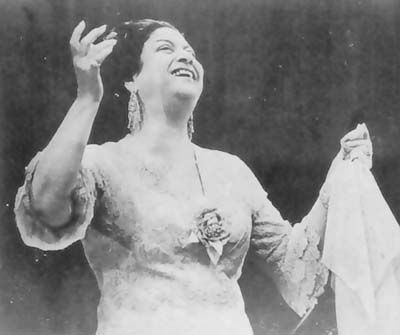 "Umm Kulthum: 1898-1975; Umm Kulthum was an internationally famous Egyptian singer, songwriter, and film actress of the 1930s to the 1970s. She is known as Kawkab al-Sharq (""Star of the East"") in Arabic. More than three decades after her death, she is still widely regarded as the greatest Arabic female singer in history."