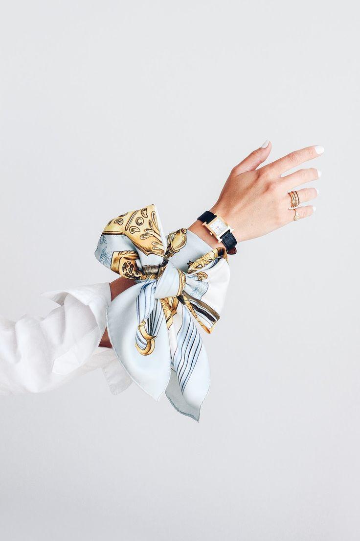 Emilee Anne // Designer Scarves // Hermes Scarf // #Vintage #Scarf #Hermes