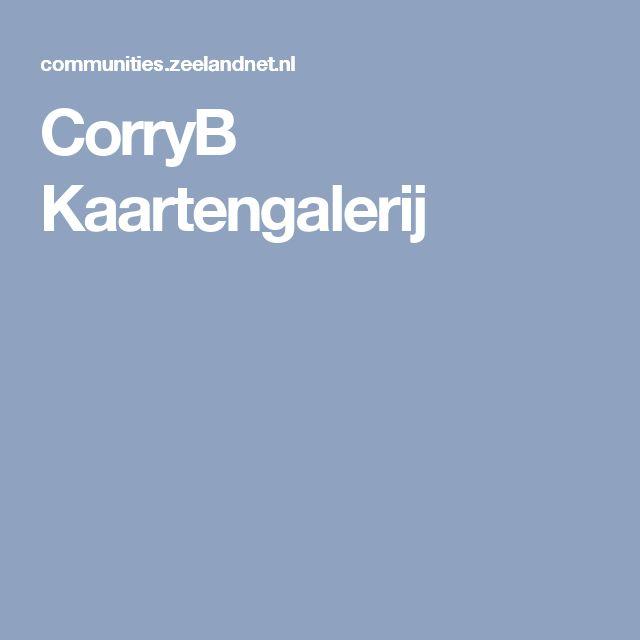 CorryB Kaartengalerij