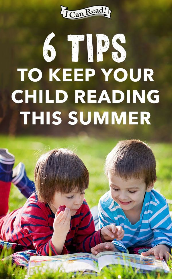 Enrich your child's mind this summer and keep them well-read! With hundreds of titles featuring award-winning authors and illustrators, and the most beloved characters in the history of children's literature, you can find I Can Read! books at every stage to engage and excite your child!