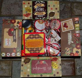 Missionary Box Moms : Thanksgiving Box ~ So Thankful for You!