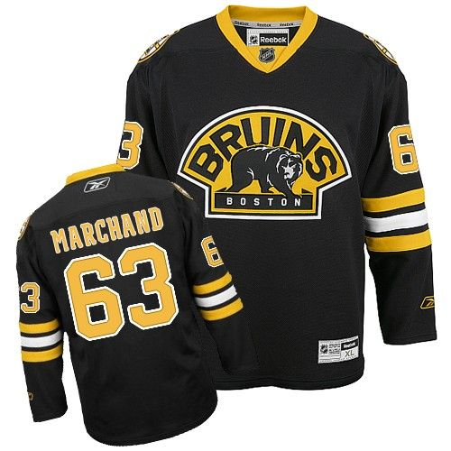 brad marchand jersey buy 100 official reebok brad marchand mens authentic black jersey nhl