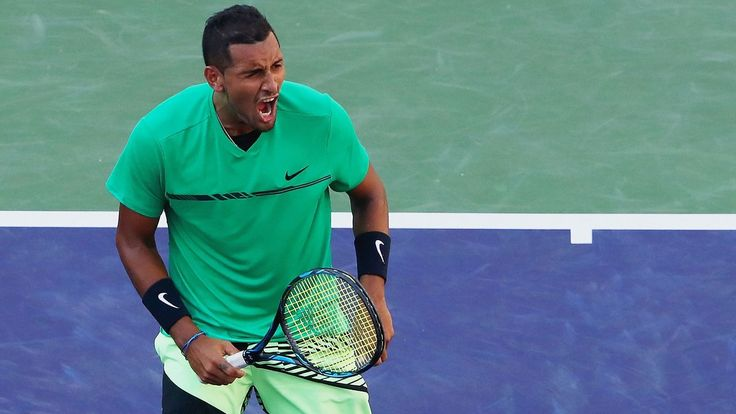 Via Sports News Site: Nick Kyrgios continued his outstanding season on Saturday at the Miami Open presented by Itau, ... https://sportsnewssite.com/kyrgios-continues-winning-ways-in-miami-atp-world-tour/ … ...3/25/17