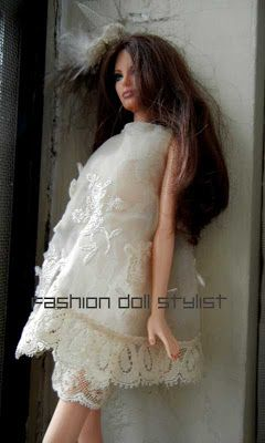 Fashion Doll Stylist: The Shift, the Tent & a Nod to Lilly Pulitzer