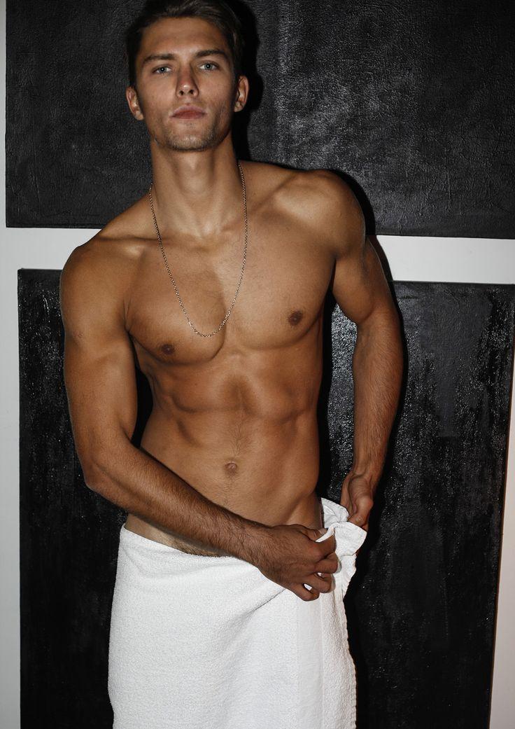 Lucas Garcez by Photographer Joseph Lally 160511 06   Male Celeb News