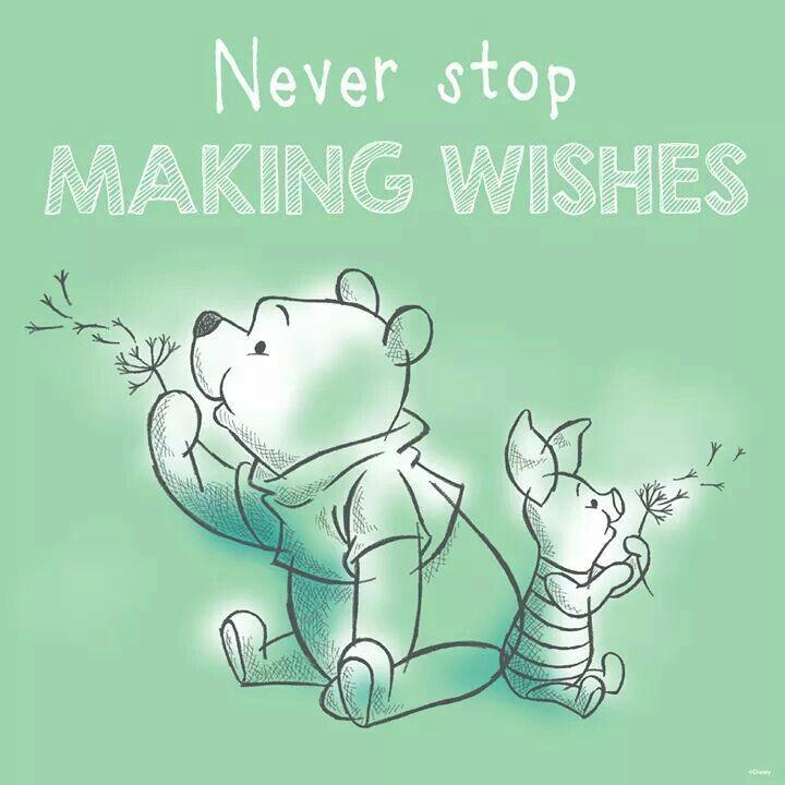 Pooh bear....never...:)