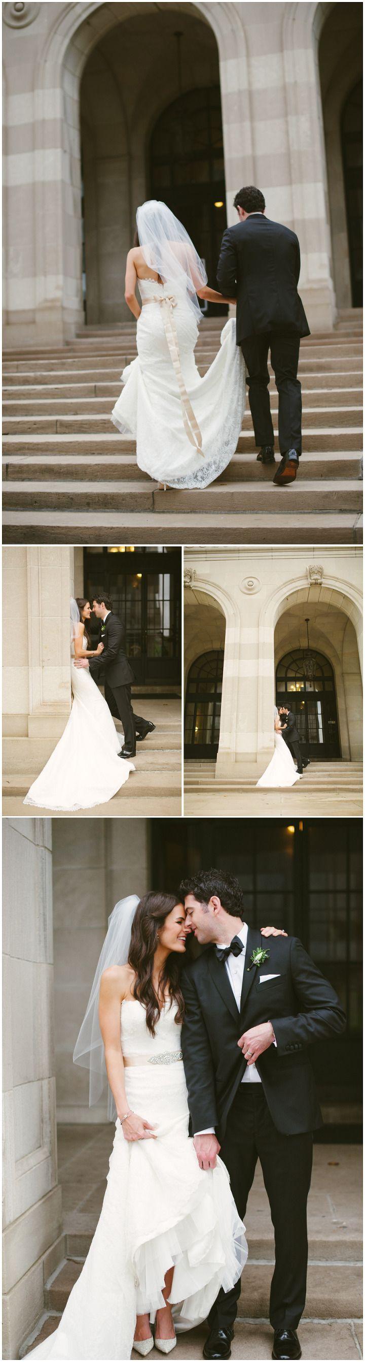 Bride And Groom Wedding Day Portraits. Romantic Portraits. Columbus Ohio  Wedding Photography. Ashley