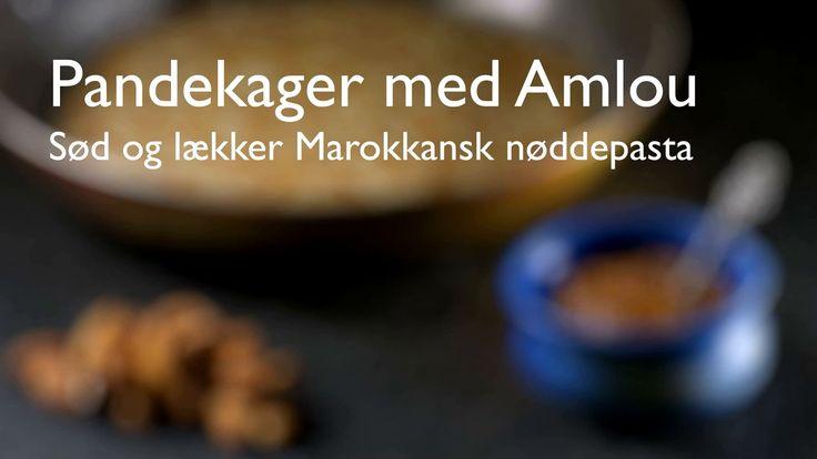 Lækre pandekager med Marokkansk amlou, se opskriften her http://nafema.com/pandekaser-med-marokkansk-amlou/