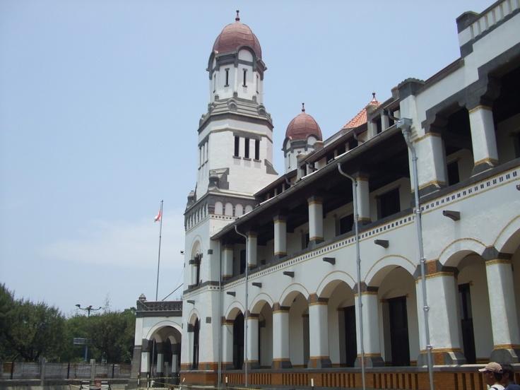 Lawang Sewu-Indonesia