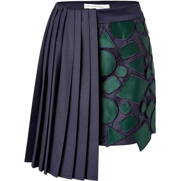 17 Best ideas about Navy Pleated Skirt on Pinterest | Pleated midi ...