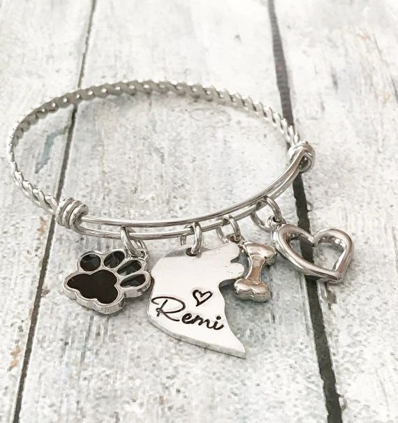 Custom Hand Stamped Dog Tag – Okie Dokie Mochi