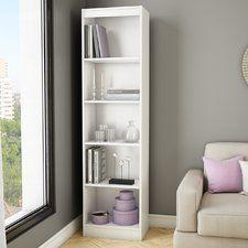 "Axess 71"" Standard Bookcase"