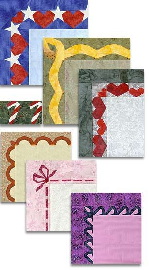 451 best Quilt Blocks - Paper Piecing images on Pinterest
