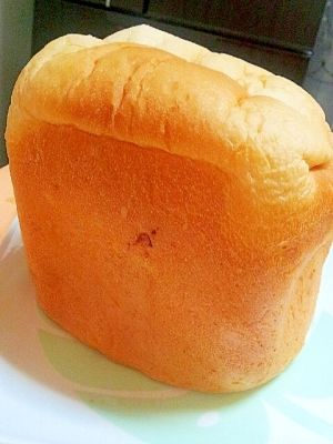 ✿HBで簡単♪ふわっふわな❤ミルクバター食パン by ラズベリっち|簡単作り方/料理検索の楽天レシピ