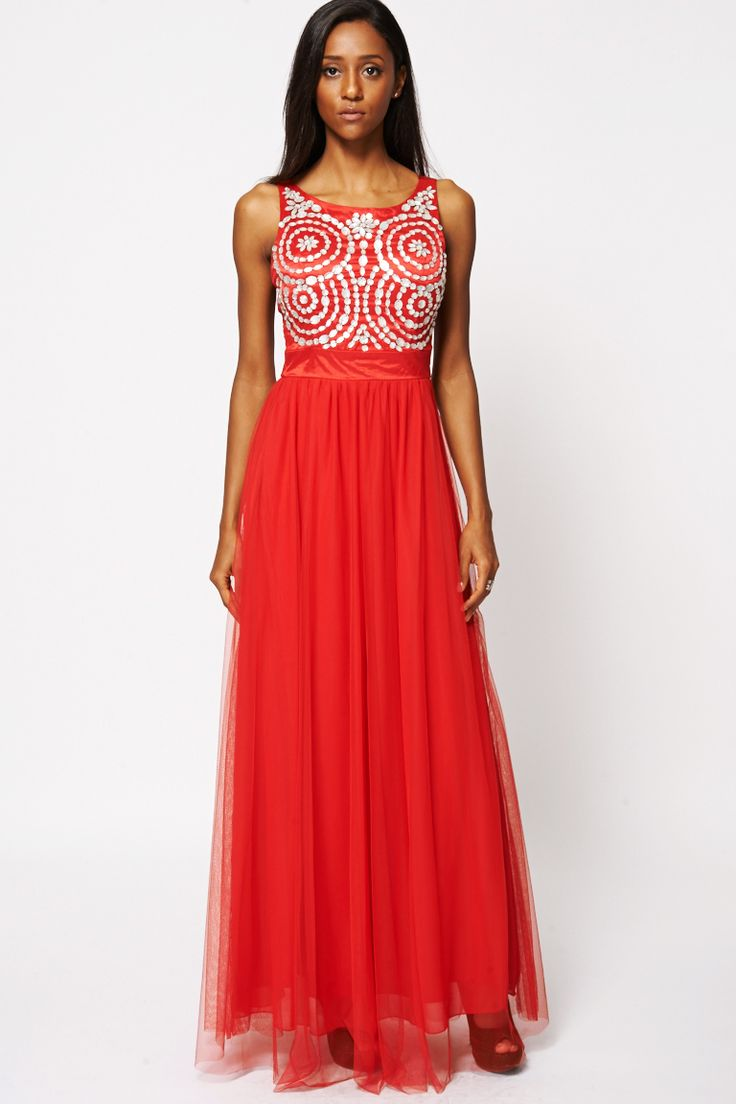 ScottyDirect - Scoop Neckline Evening Dress with Beaded Detail, $69.95 (http://www.scottydirect.com/scoop-neckline-evening-dress-with-beaded-detail/)