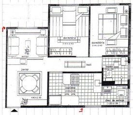 173 best images about planos de casa on pinterest house plans one bedroom and small apartments - Casas unifamiliares planos ...