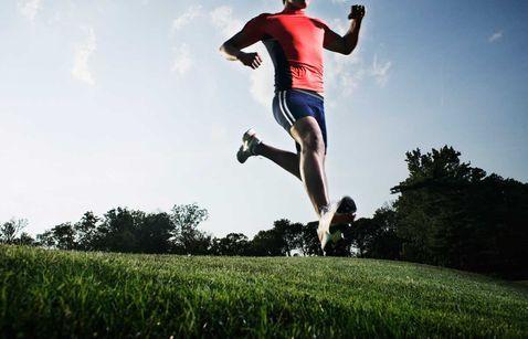Den Zuviel-Kilos davon joggen. Hier gibt es Tipps dazu ...