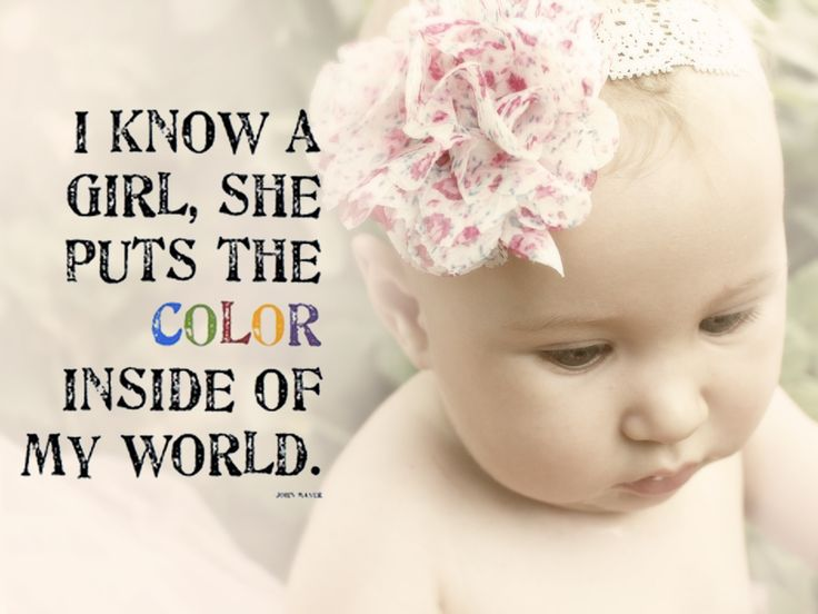 baby girl quotes baby photography 6 month old Girl Power